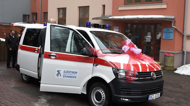Lékařské zařízení v Žamberku má novou sanitu a bronchoskop…