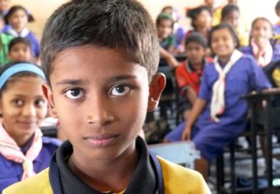 Svět indických dětí…