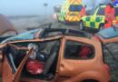 Mlha a náledí způsobily komplikace na silnicích…