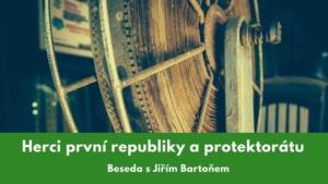 Beseda o hercích první republiky a protektorátu @ Krajská knihovna v Pardubicích | Pardubický kraj | Česko