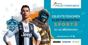 Gaming event @ Palác Pardubice | Pardubický kraj | Česko