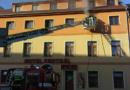 Požár pokoje v ubytovně způsobila nedbalost…