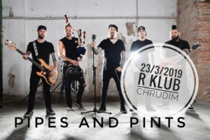 Pipes and Pints + Deliwery @ R klub Chrudim | Chrudim | Pardubický kraj | Česko