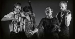Chanson Trio CouCou @ Dobrý Kafe | Česko
