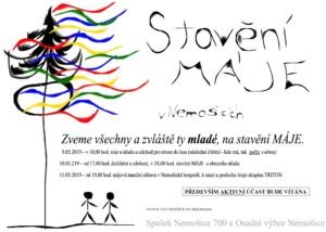 Majové slavnosti v Nemošicích @ Nemošice | Pardubický kraj | Česko