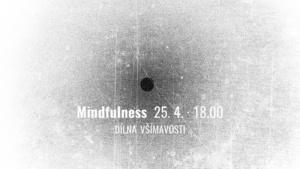 Mindfulness ◉ dílna všímavosti v GAMPA @ Galerie města Pardubic | Pardubický kraj | Česko