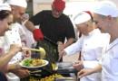 Ve školní jídelně v Chroustovicích vařili podle receptů našich babiček…