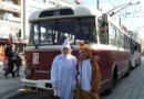 Velikonoce ve starém trolejbusu i motoráčku…