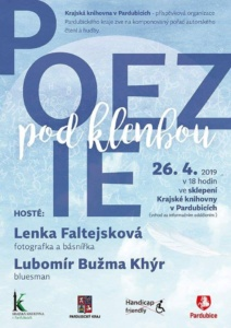 Poezie pod klenbou @ Krajská knihovna v Pardubicích | Pardubický kraj | Česko
