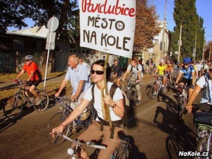 Společná cyklojízda v Pardubicích @ Pardubice | Pardubice | Pardubický kraj | Česko