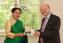 Univerzitu navštívila velvyslankyně Indické republiky Narinder Chauhan…