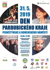 Den Pardubického Kraje 2019 @ Pernštýnské náměstí Pardubice | Pardubický kraj | Česko