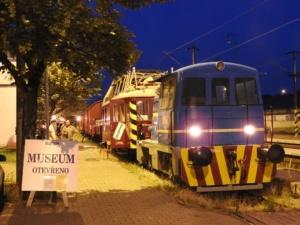 Muzejní noc v Rosicích nad Labem @ Muzeum MHD a železnice Rosice nad Labem | Pardubický kraj | Česko