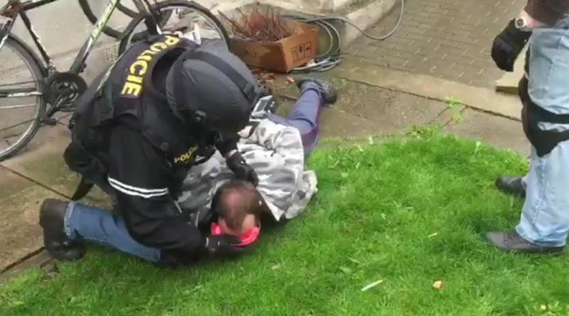VIDEO: Nenastoupil do výkonu trestu…