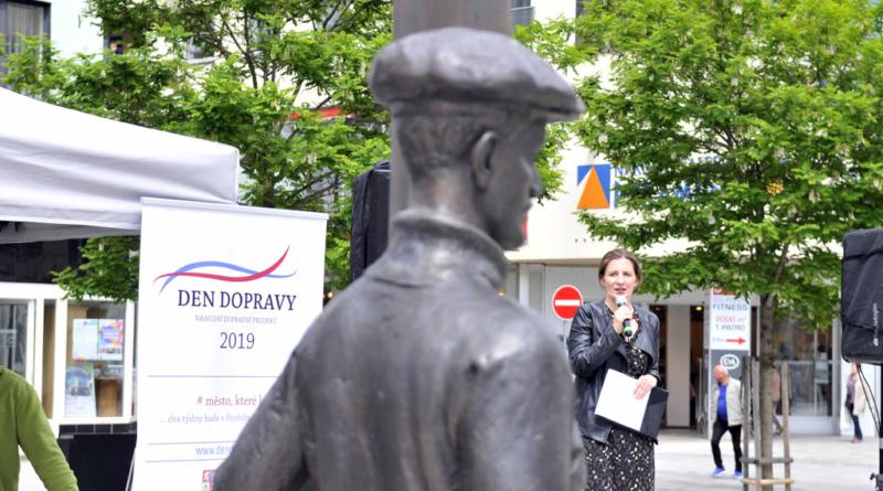 Průkopníka letectví oslavil DEN DOPRAVY ČR už po sedmé…