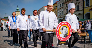 Gastroslavnosti Magdaleny Dobromily Rettigové v Litomyšli…