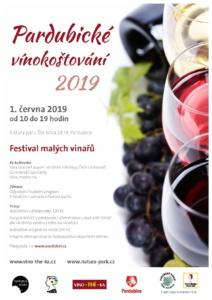 Pardubické vínokoštování 2019 @ Ekocentrum Paleta | Pardubický kraj | Česko