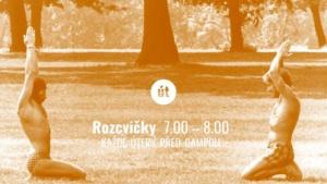 Rozcvičky ⚘ každoúterní ⚘ pardubické @ GAMPA - Galerie města Pardubic | Pardubický kraj | Česko