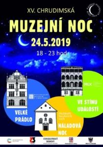 XV. chrudimská muzejní noc @ Chrudim | Chrudim | Pardubický kraj | Česko