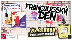Francouzský den @ Pernštýnské náměstí, Pardubice | Pardubický kraj | Česko