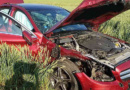 Při střetu dvou vozidel byli zraněni řidiči, přiletěl i vrtulník…