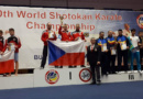 Mistrovství světa WSF 2019: Pardubice mají 5 mistrů světa v karate!