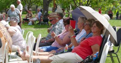První Senior festival přivítal v Chrudimi na tisícovku účastníků…