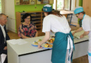 Praktické zkoušky skládali žáci v kuchyni…