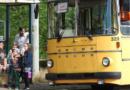 Na zmrzlinu historickým trolejbusem…