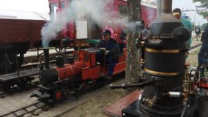 Parní víkend v Rosicích nad Labem @ Muzeum MHD a železnice Rosice nad Labem | Pardubický kraj | Česko