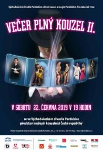 Večer plný kouzel II. @ Východočeské divadlo Pardubice | Pardubický kraj | Česko