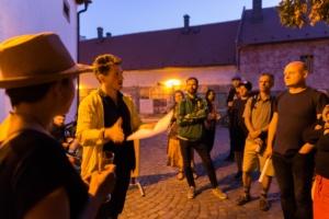 Piknikové čtvrtky & procházky ▦ prázdno ⤬ naplnění Pardubic ▩ @ GAMPA - Galerie města Pardubic | Pardubický kraj | Česko