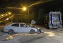 Pod vlivem alkoholu se střetl s popeláři v Letohradě…