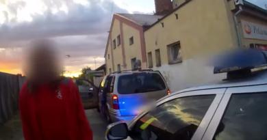 VIDEO: Řidič se snažil vyměnit se spolujezdcem…