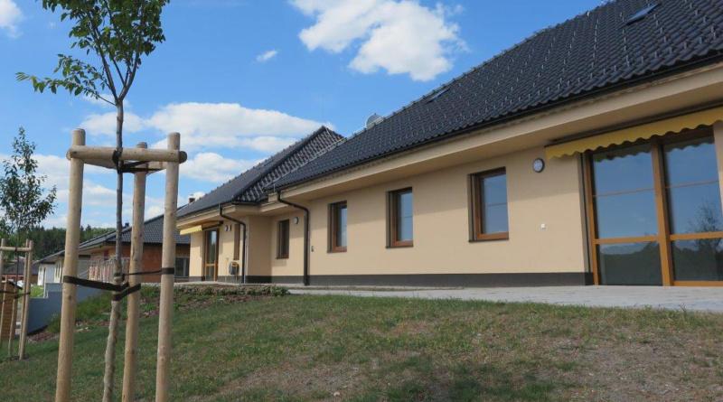 Domov pod hradem Žampach otevře dva nové domky v Letohradě…
