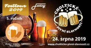 Choltické pivní slavnosti 2019 @ Zámek Choltice | Choltice | Pardubický kraj | Česko
