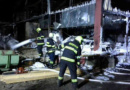 Požár zničil pilu v Morašicích…