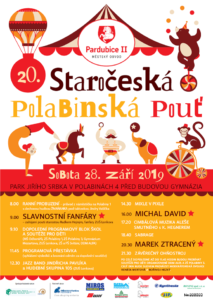 XX. Staročeská polabinská pouť @ park Jiřího Srbka | Pardubický kraj | Česko