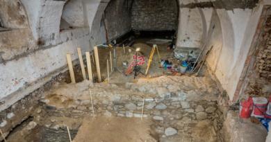 Rekonstrukce odhaluje stavební historii Zámku Pardubice…