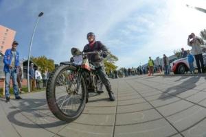 XVI. Závod řemenových motocyklů @ park Jiřího Srbka | Pardubický kraj | Česko