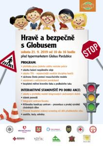 Hravě a bezpečně s Globusem @ Globus Pardubice | Pardubický kraj | Česko