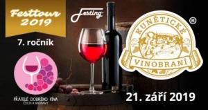 Kunětické vinobraní 2019 @ Hrad Kunětická hora | Staré Hradiště | Pardubický kraj | Česko