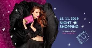 Night shopping ve stylu módy velkoměst @ PALÁC Pardubice | Pardubický kraj | Česko