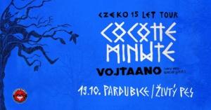 Cocotte Minute + Vojtaano @ Žlutý pes club | Pardubický kraj | Česko