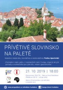 Přívětivé Slovinsko @ Ekocentra PALETA | Pardubický kraj | Česko