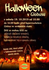 Halloween v Globusu @ Globus Pardubice | Pardubický kraj | Česko
