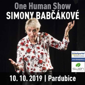 Simona Babčáková v Pardubicích @ Kulturní dům Hronovická   Pardubický kraj   Česko