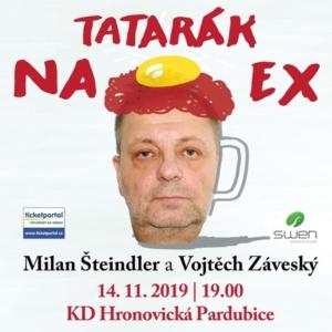 Tatarák na ex @ Kulturní dům Hronovická | Pardubický kraj | Česko