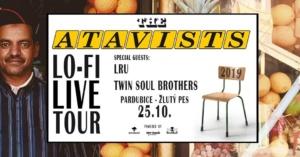 The Atavists Lo-Fi Live tour @ Žlutý pes club | Pardubický kraj | Česko
