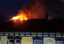Požár střechy fary v Pusté Rybné…